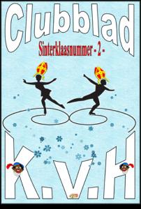 KVH Clubblad van 23 november 2010