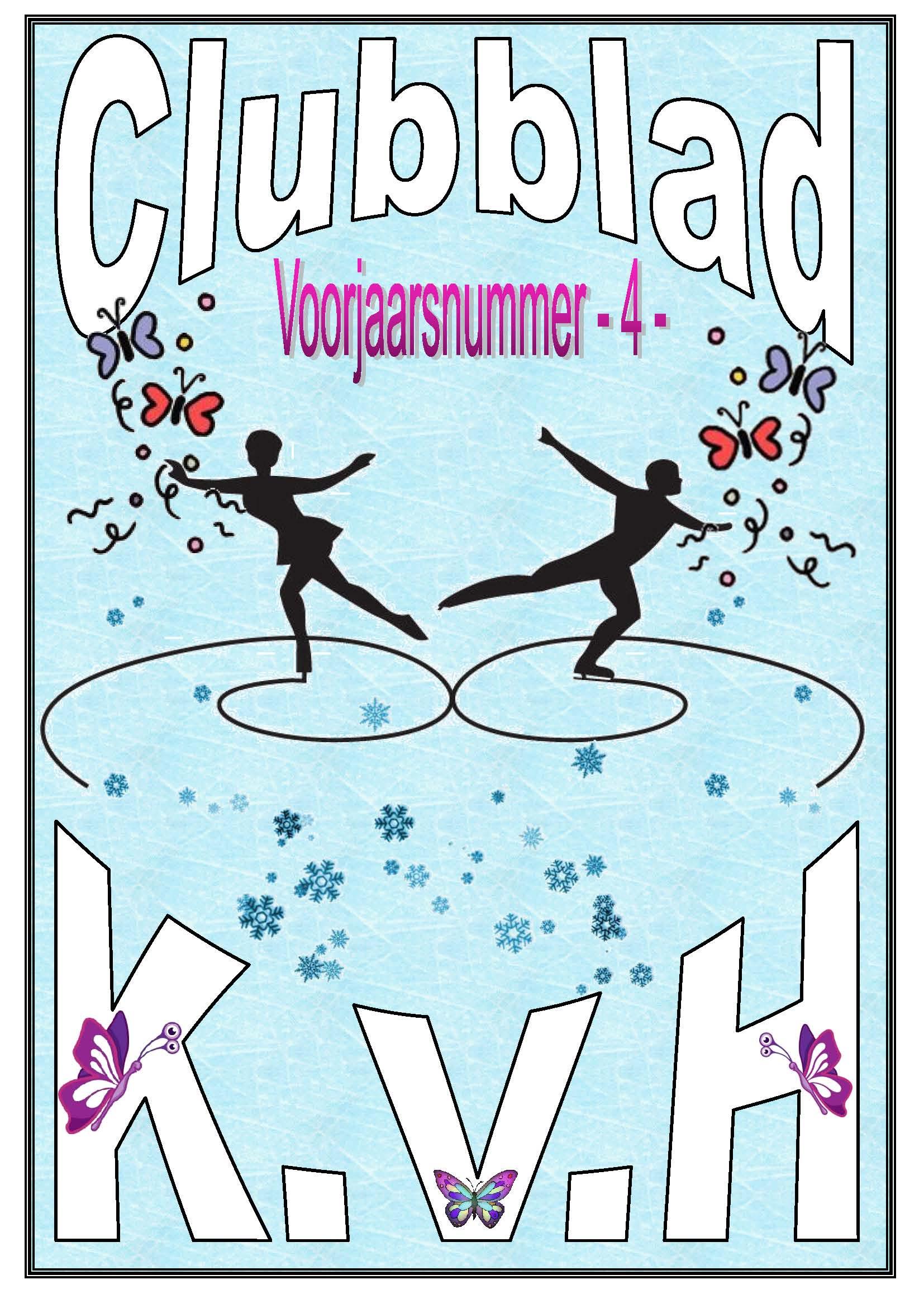 KVH Clubblad van 2 april 2011