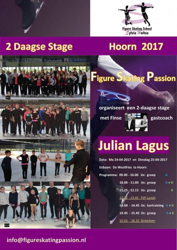 FSP 2 DAAGSE STAGE MET GASTCOACH JULIAN LAGUS 2017 IN HOORN-page-001